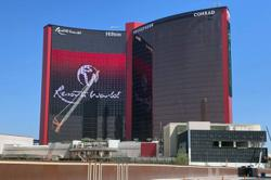 Resorts World Las Vegas a US$4.3b bet on city's comeback