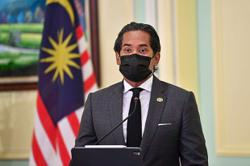 Khairy: Mass vaccination the way out of pandemic-triggered crises