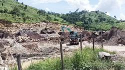Preah Sihanouk probes land clearing for Cambodian economic zone