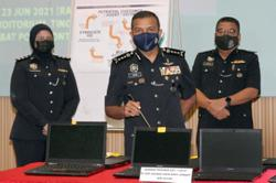 Johor cops bust scammers who cheated victims with fake online job offers