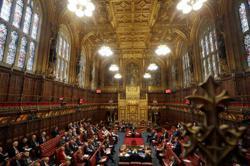 Britain's 'secret parliament' celebrates its 80th birthday