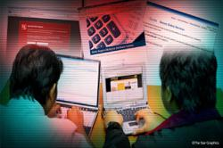 Clerk loses over RM700,000 in online forex scam