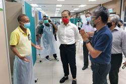 Covid-19: Vaccinations in Sibu hit all-time high with 6,600 doses administered