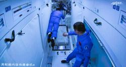 Chinese astronauts enjoy wide-ranging menu choices while in orbit