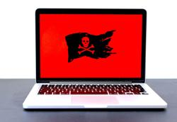 This vigilante malware stops users from visiting piracy-linked sites
