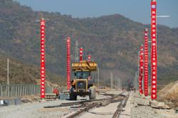 First train test on Laos-China railway planned for August