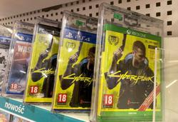 CD Projekt continues to improve Cyberpunk after Sony store comeback