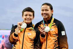 Don't give up, Sports Minister tells diver Jun Hoong
