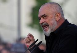 Albanian PM compares EU entry and 'Waiting for Godot'