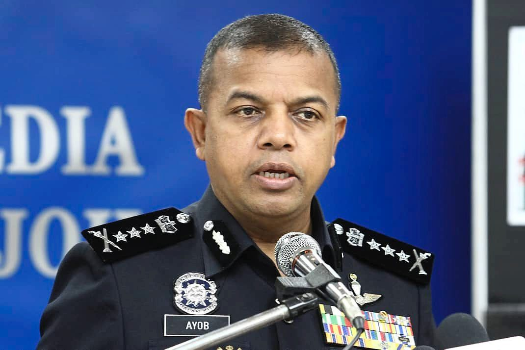 Comm Ayob: Less than 2% of cybercrime victims comprise secondary and tertiary education students.