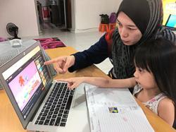 Firm hand needed to keep children safe online