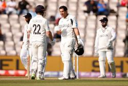New Zealand beat India by 8 wickets to win WTC title