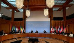 Libya's foreign minister sees progress on removal of foreign mercenaries