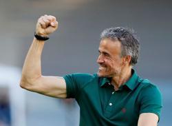 Luis Enrique relieved as Spain pop Cava bottle with big Slovakia win