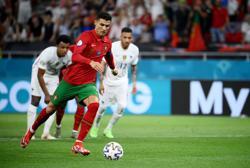 Ronaldo becomes joint all-time international top-scorer