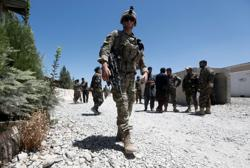 White House says no increased violence against U.S. troops in Afghanistan
