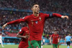 Ronaldo double rescues Portugal in dramatic draw with France