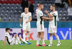 Outclassed Hungary exit Euros with heads held high despite LGBTQ diplomatic row