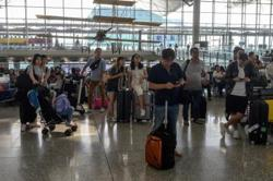 Hong Kong bans passenger flights from Indonesia over Covid-19 fears