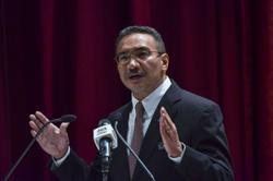 Hishammuddin to lodge police report over viral letter involving him