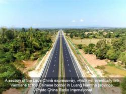 Laos-China expressway to be ready in 10 years