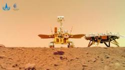 China plans its first crewed mission to Mars in 2033
