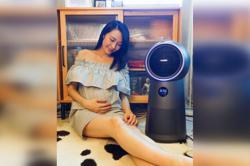 Hong Kong actress Kathy Yuen gives birth to premature baby girl