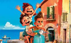 'Luca' is director Enrico Casarosa's loving ode to his childhood