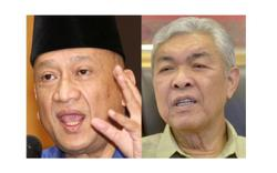 Nazri demands answers from Zahid over talk of secret collaboration with PKR