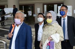 Corruption trial of Bung Moktar, Zizie Izette postponed to July 26
