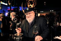 George R.R. Martin: Game of Thrones books ending will differ from TV show