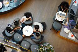Singapore on track to raise dining in group limit from 2 to 5 from mid-July