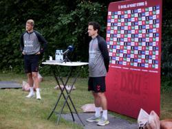 Soccer-Denmark relishing Wales Euro clash in familiar Amsterdam