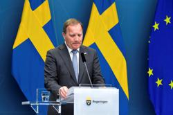 Swedish snap election looms as Liberals urge PM to step aside