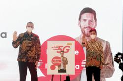 Indonesia's Indosat Ooredoo launches first 5G service in Solo