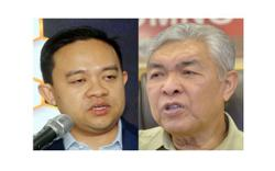 Wan Saiful takes Ahmad Zahid to task over '14-day ultimatum'