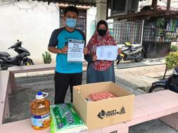Aid for B40 families in PJ