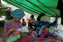 U.N. says 230,000 displaced by Myanmar fighting