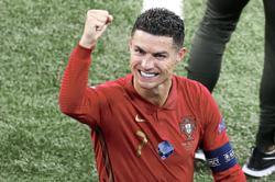 Ronaldo's joint all-time top scorer