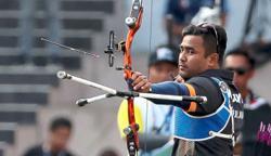 Khairul still at sea ahead of Tokyo Games