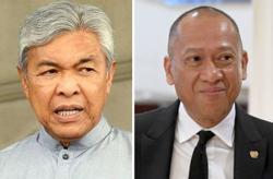 Zahid and Nazri trade barbs over '25 MPs'