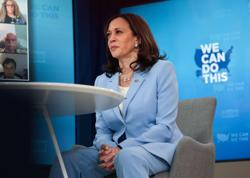 Harris will visit a U.S. border patrol facility during her trip to El Paso, Texas