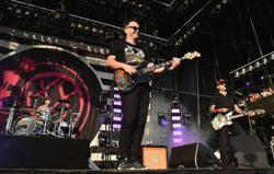 Blink-182 singer Mark Hoppus reveals cancer diagnosis: 'I'm scared'