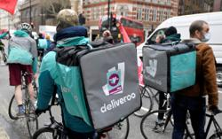 Deliveroo riders lose UK appeal to join union