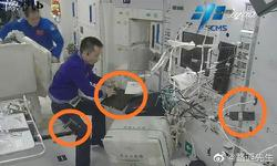 Chinese products brought to space spark online discussion, including Huawei mobile phone, Lenovo ThinkPad