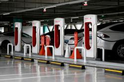 Tesla sued over fees at supercharger stations