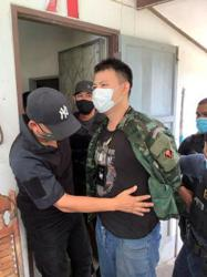 Suspect in Thai hospital shooting case blames bullying in army for alleged murders