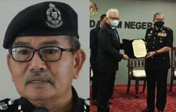 Bukit Aman logistics head Mazlan Lazim is new Deputy IGP