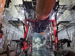 Construction progress of China-Laos Railway on schedule despite pandemic
