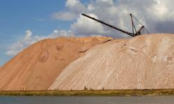 Lithuania says EU sanctions hit some Belarus potash via its port